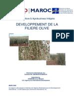 DEVELOPPEMENT DE LA FILIERE OLIVE.pdf