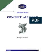 V. Peskin Concert #2 for trumpet