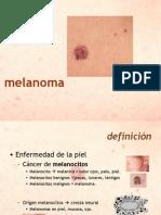 Melanoma y p53
