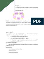 Las Fases DMAIC de Seis Sigma