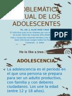 Problemática Actual de Los Adolescentes