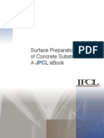 Surface Preparation Concrete Substrates eBook