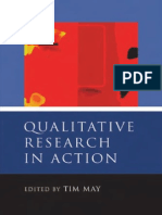 Tim May Qualitative Research in Action 2002 - Desconhecido