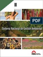 Sistema Nacional de Gestión Ambiental-SNGA