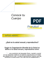 saludsexualyreproductivaconocetucuerpo-100112115405-phpapp01