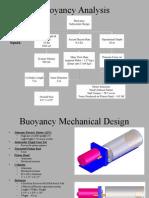 Buoyancy Analysis