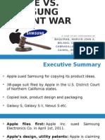 Apple vs. Samsung Case Study