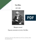 Informe Karl Marx