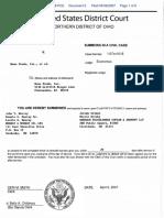 Boehm v. Menu Foods, Inc. et al - Document No. 2