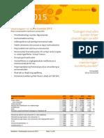 Swedbanks delårsrapport kvartal 2 2015