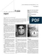 Oral Myiasis-A Case Report