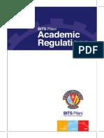 Academic Regulations 2015