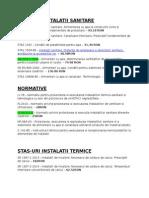 Lista STAS-uri