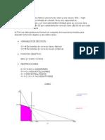 Ejemplos de Modelos de Programación Lineal Para El Ensayo