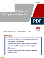 03 WCDMA RNP Antenna Principle and Selection