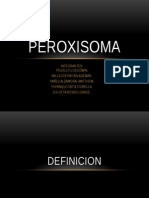 Exposicion de Seminario.peroxisoma