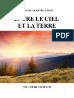 Francisco Candido Xavier Fr Série André Luiz 08 Entre La Terre Et Le Ciel Yjsp