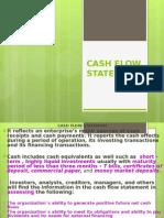 Cash Flows  statements