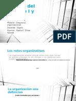 capitulo I y II Diagrama organizaciónal