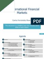 International Financial Markets-sample