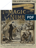 268598345 the Magic of Numbers or Curious Tricks With Figures