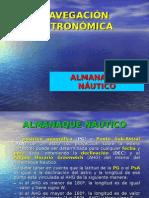 ALMANAQUE NÁUTICO EXPLICACIÓN DEL USO