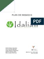 Plan de Negocios Jardin y Paisaje