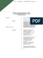 Doe v. SexSearch.com et al - Document No. 89