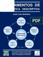 Fundamentos de La Estadistica