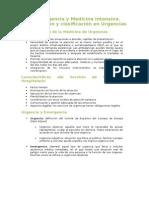 TEMA 1- Urgencia y M. Intensiva