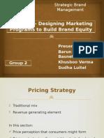 Presentation Branding