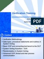 Verification Presentation 1