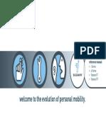 Reference Manual Segway Vehicle