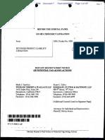 Whaley v. Menu Foods et al - Document No. 7