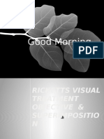 Ricketts Visual Treatment Objective & Superimposition