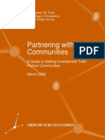 Partnering with Communities March 2006 V4