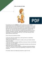 Características Del Niño y La Niña de 3 Años