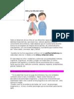 Características Del Niño y La Niña de 4 Años
