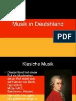 Musik in Deutshland