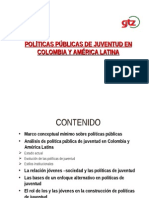 Políticas de Juventud - Udea