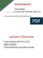 3 DC Circuit Analysis II1