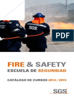 Catalogo Fire Safety 2014 2015 SGS