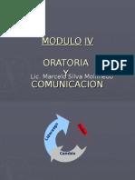 Comunicación y Oratoria (Mod IV)