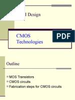Cmos Technologies