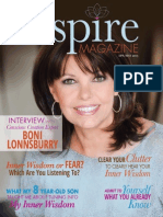 Aspire Magazine Inspiration for a Womans Soultm April May 2015 Tuning Into Your Inner Wisdom