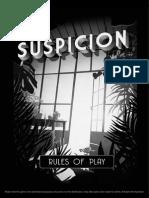 Suspicion Rules of Play