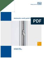STV AutoLock AV3 BlueMatic EAV3 Produktkatalog KT 5010241 062015 En