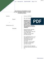 Doe v. SexSearch.com et al - Document No. 94