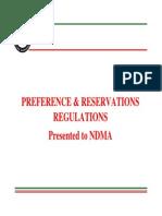 2-Preference & Reservations Presentation