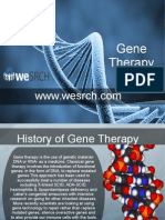 About The Gene Therapy